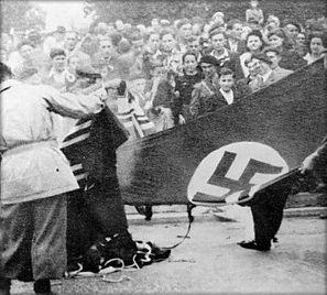 Niort, 6 septembre 1944 © Conservatoire de la Résistance et de la Déportation des Deux Sèvres