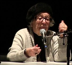 Cécile Rol-Tanguy (Thouars janvier 2014) © CRRL