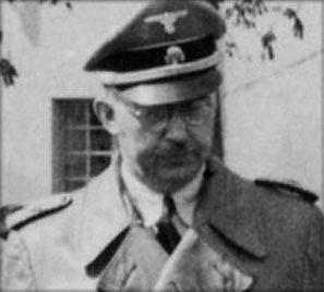 Heinrich Himmler © Conservatoire de la Résistance et de la Déportation Deux-Sèvres