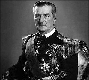 Miklos Horthy de Nagybanya