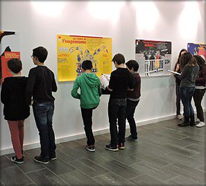 Exposition Racismes au microscope © CRRL