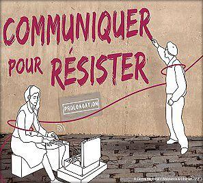 """Communiquer pour Résister © Centre Régional """"Résistance & Liberté"""""""