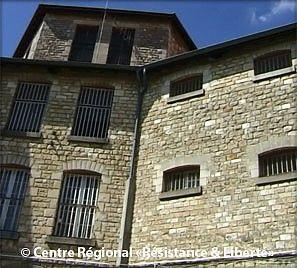 Prison de la Pierre-Levée © CRRL