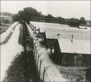 Camp de Rouillé © Conservatoire de la Résistance et de la Déportation Deux-Sèvres