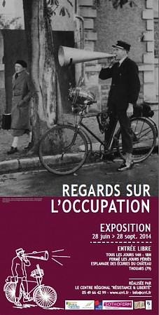 Affiche Regards sur lOccupation