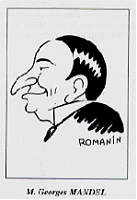 caricature Romanin